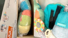TSA at Orlando International Airport find high-capacity magazines in infant's toy