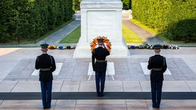 'Band of brothers': Guards keep eternal watch over Tomb of the Unknowns for those who made ultimate sacrifice