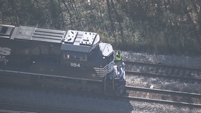 Man in wheelchair killed by train while crossing tracks in Georgia