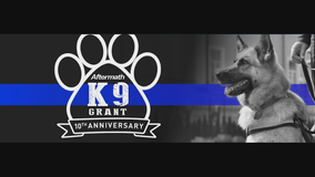 Dunwoody police ask residents to vote for grant for K-9 unit