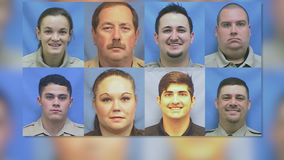 8 Hall County jail former, current employees at center of investigation