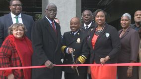 South Fulton Fire Station No. 1 grand re-opening