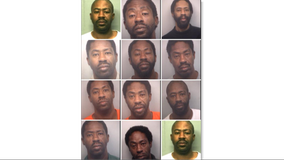Beggar accused of striking Atlanta airline passenger has long rap sheet