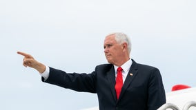 Vice President Mike Pence works to reassure Kurdish allies in surprise Iraq trip
