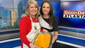 Stacy Brown's secret family recipe on Good Day Atlanta