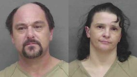 Calhoun couple accused of using toddler to make child porn