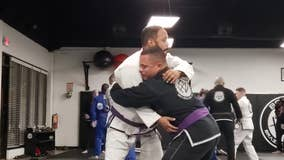 Marietta Police Jiu Jitsu training to help avoid use of force