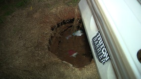 Growing sinkhole concern for Conyers business