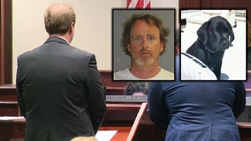 Florida man sentenced to one year in prison for beating puppy to death