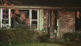 Firefighters: Chamblee home gutted by blaze