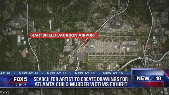 Atlanta searching for mural artist to memorialize victims of Atlanta Child Murders