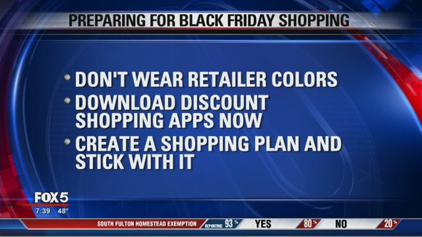 Shopping strategies for a stressful, deal-filled Black Friday