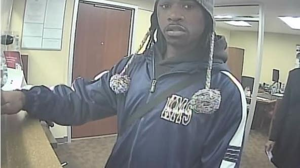 FBI searching for armed bank robber in SE Atlanta