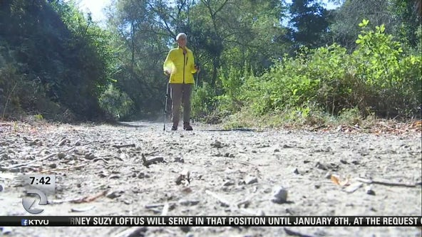 84-year-old Oakland woman hikes 300 miles and more