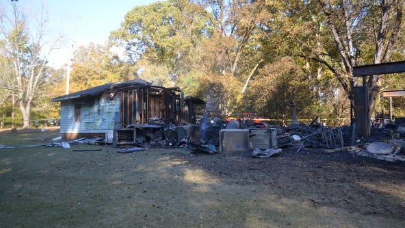 Officials: Man, 68, killed in Harris County house fire