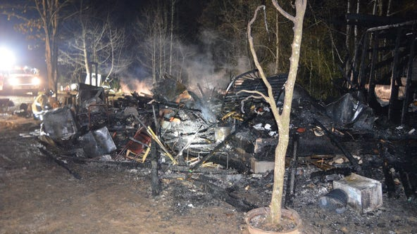 $10K reward offered in Rabun County house fire