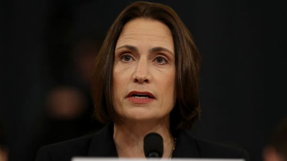Fiona Hill denounces 'fictional' Ukraine election interference