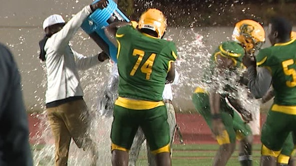 Lithia Springs sweeps play-in games to end long playoff drought