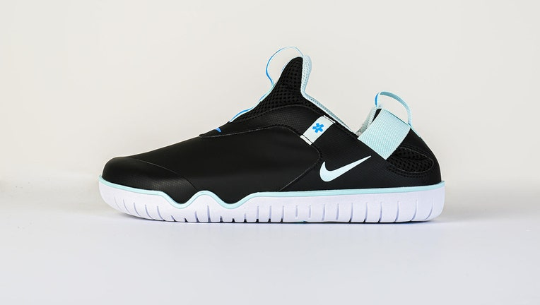 The Nike Air Zoom Pulse was created specifically for medical workers.