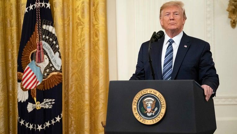 25068028-President Donald Trump