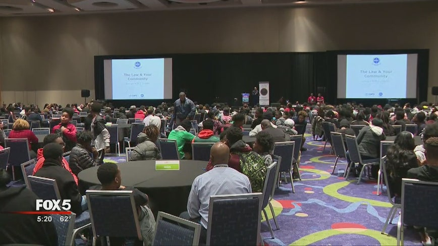 'Guns Down, Heads Up' program works to end gun violence in metro Atlanta
