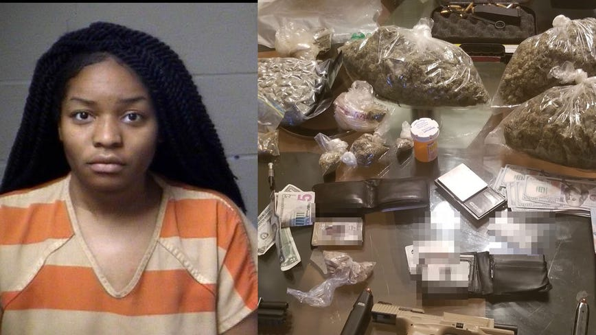 Cobb County School employee, boyfriend charged with drug trafficking
