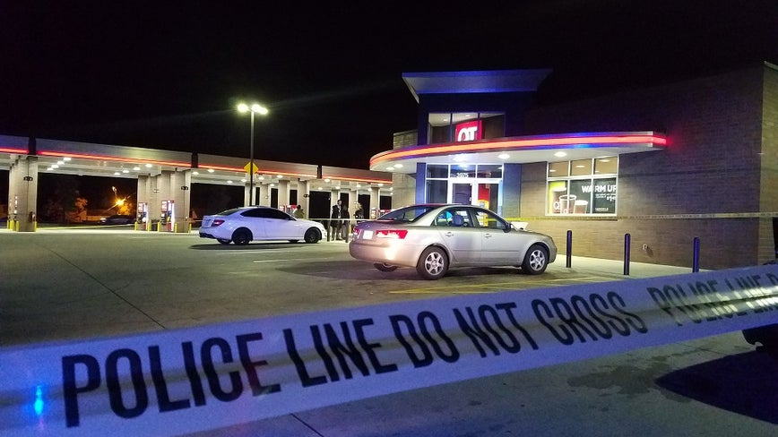 Deadly shooting at DeKalb County gas station
