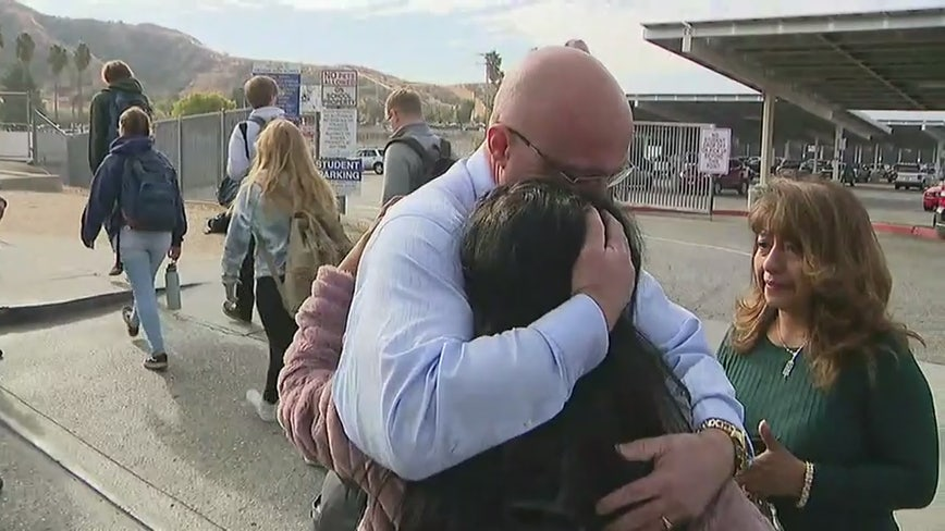 1 dead, several others injured following active shooter situation at Saugus High School in Santa Clarita