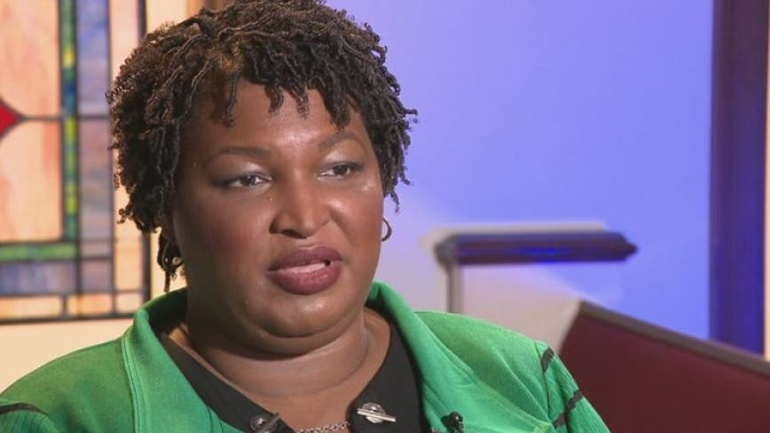 Georgia ethics commission files lawsuit over Abrams emails