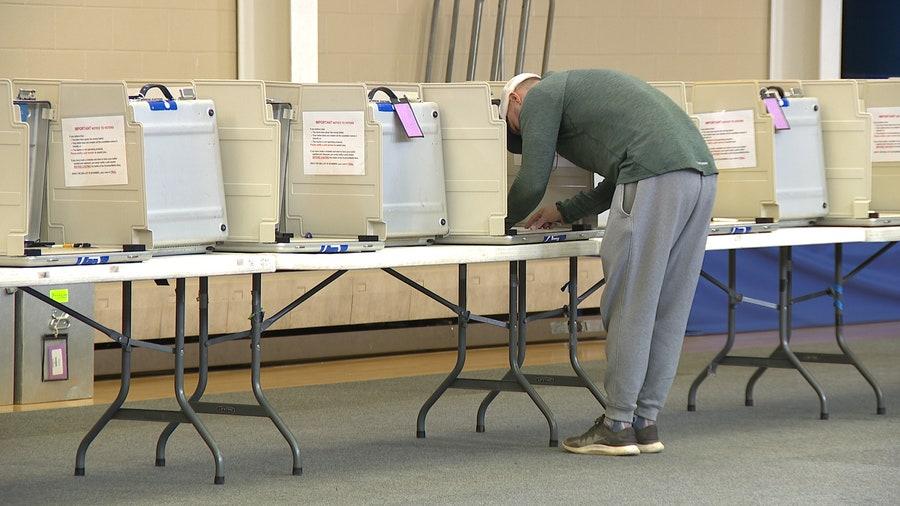 Georgia election officials extend use of ballot drop boxes