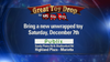 Join FOX 5 Atlanta on Saturday for the Great Toy Drop