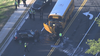 Police: Driver dead after SUV, Gwinnett County special needs school bus crash