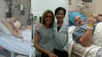Florida mother, father and teenage son all fighting cancer at the same time