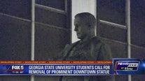 Controversy over statue
