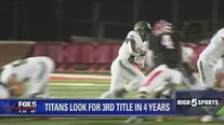 Titans look for 3rd title in 4 years