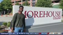 Morehouse student competes for $100k scholarship
