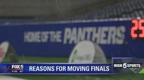Reasons for moving the GHSA finals