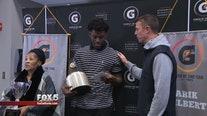 Marietta TE Arik Gilbert named Gatorade National Football Player of the Year