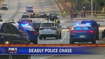 Two killed in police chase