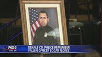 DeKalb County fallen officer