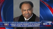 Georgia Supreme Count justice to step down