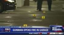 Police investigating Atlanta parking garage shooting