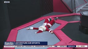 A high-flying Christmas Eve at Adventure Air Sports