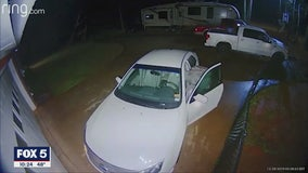 Deputies release new photos of thieves using remotes to open locked cars