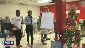 Breakfast with Santa event in northwest Atlanta