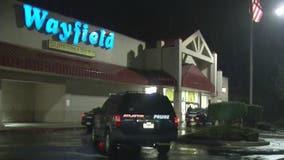 Police search for supermarket burglar in Atlanta