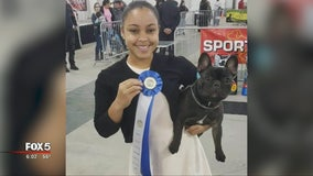 Award-winning show dogs stolen at a Conyers gas station