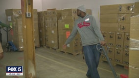 New voting machines delivered to DeKalb County