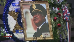 Funeral held for former Covington assistant chief Almond Turner