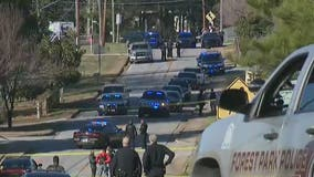 Deputies shoots suspect after chase in Clayton County; GBI investigates